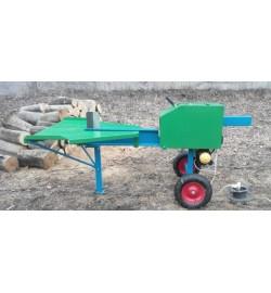 Krumpliastiebinė malkų skaldyklė su elektriniu varikliu 2,2 KW 230 V