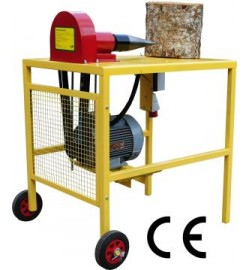 Sraigtinė - kūginė malkų skaldyklė 5,5KW-N