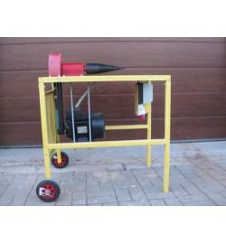 Sraigtinė - kūginė malkų skaldyklė 4 KW-R